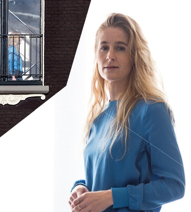 Jacobine van der Klooster foto