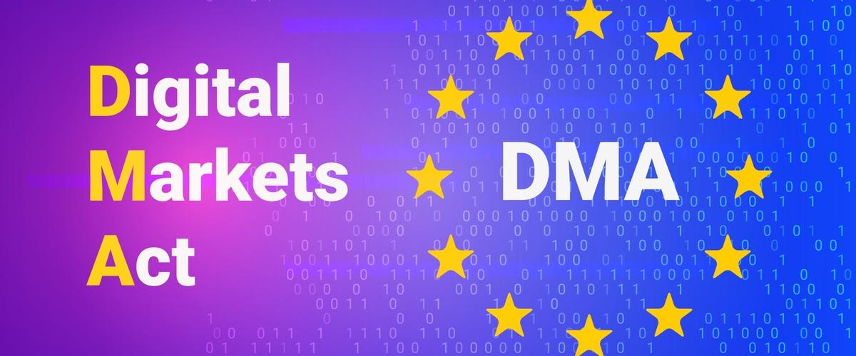 Digital Markets Act in writen word