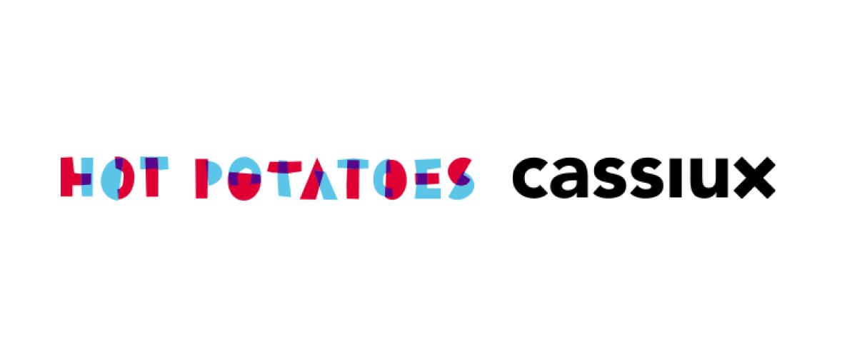 Logo Hot potatoes Cassiux