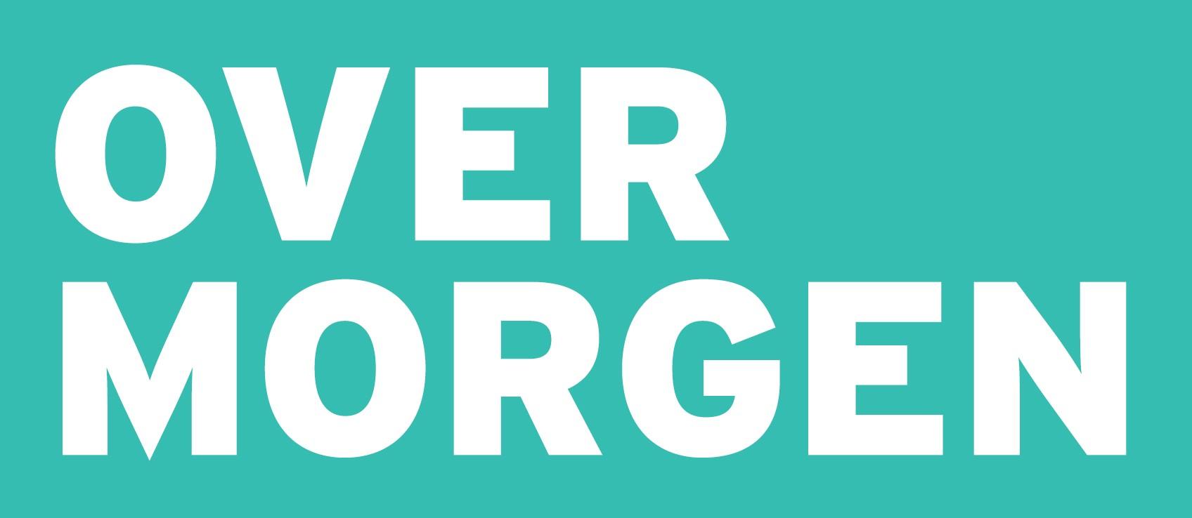 Het logo van Over Morgen