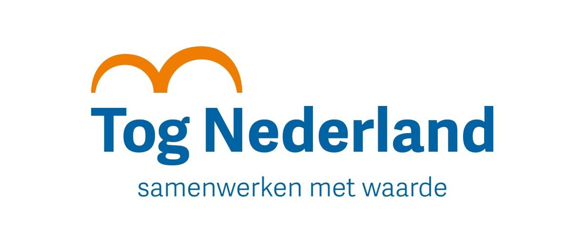 Logo van TOG Nederland - samenwerken met waarde