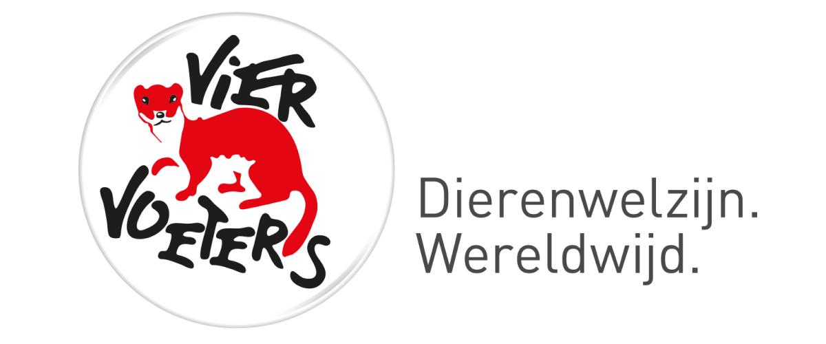 Logo van Vier voeters