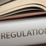 """Regulations"" boek"